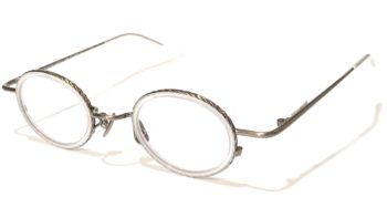 Viorou Takeo col.7305 Opal white/Retro silver