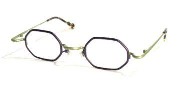 VioRou Tomoyuki col.669P/7496P Purple/Yellow green